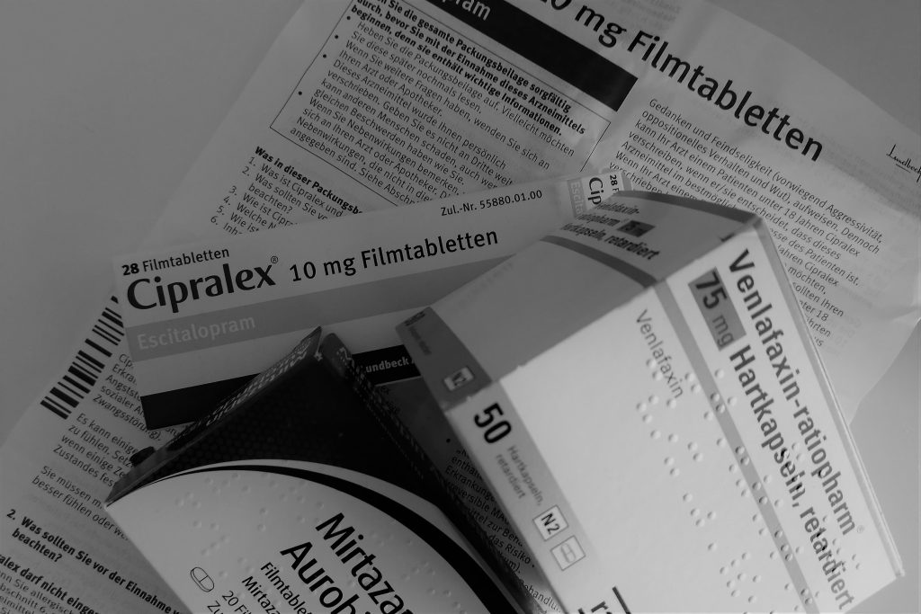 Medikamenteverpackungen