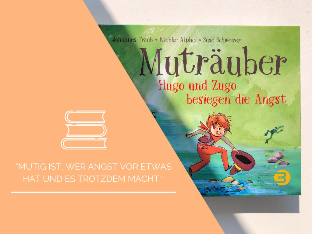 """Titelbild des Artikels: Buchcover von """"Muträuber"""""""
